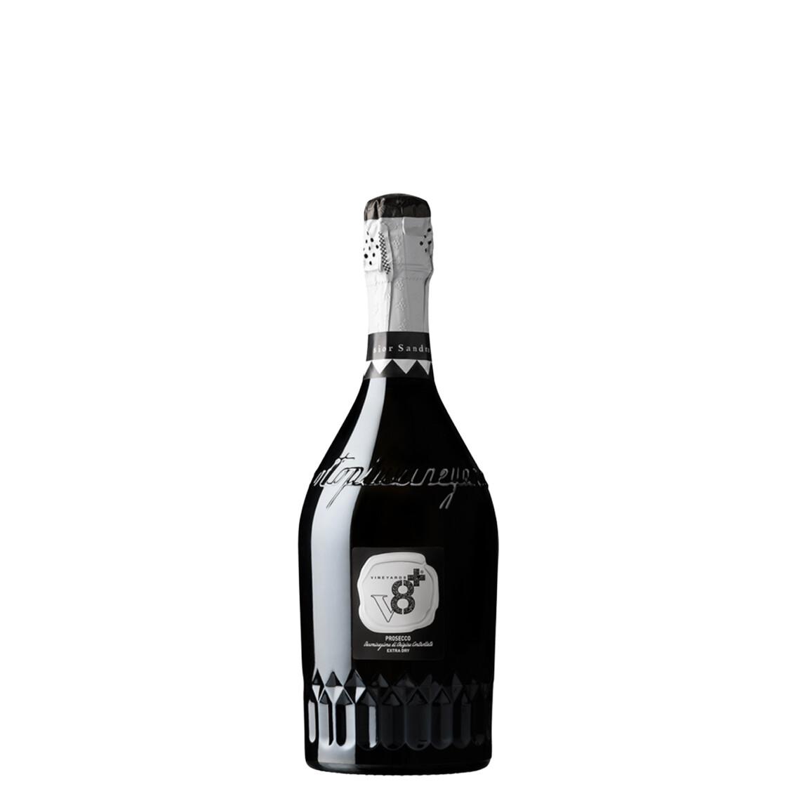 Prosecco DOC Extradry Sior Sandro di Vineyards 8+
