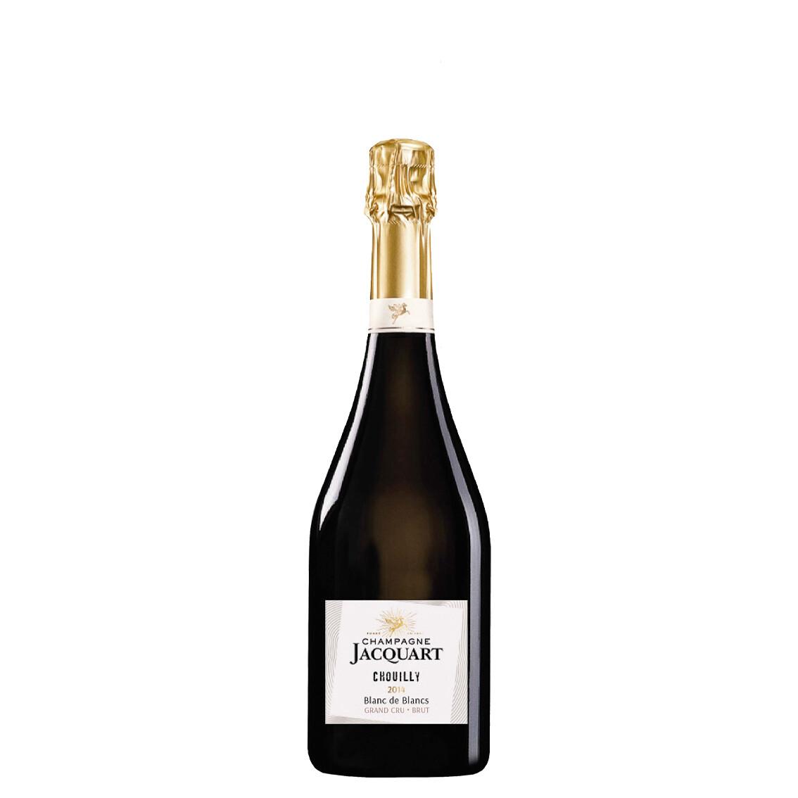 Riserve - Chouilly Grand Cru Blanc de Blancs 2014 di Champagne Jacquart