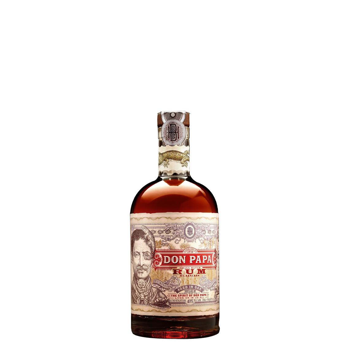 Rum aromatizzato 7 anni di Don Papa