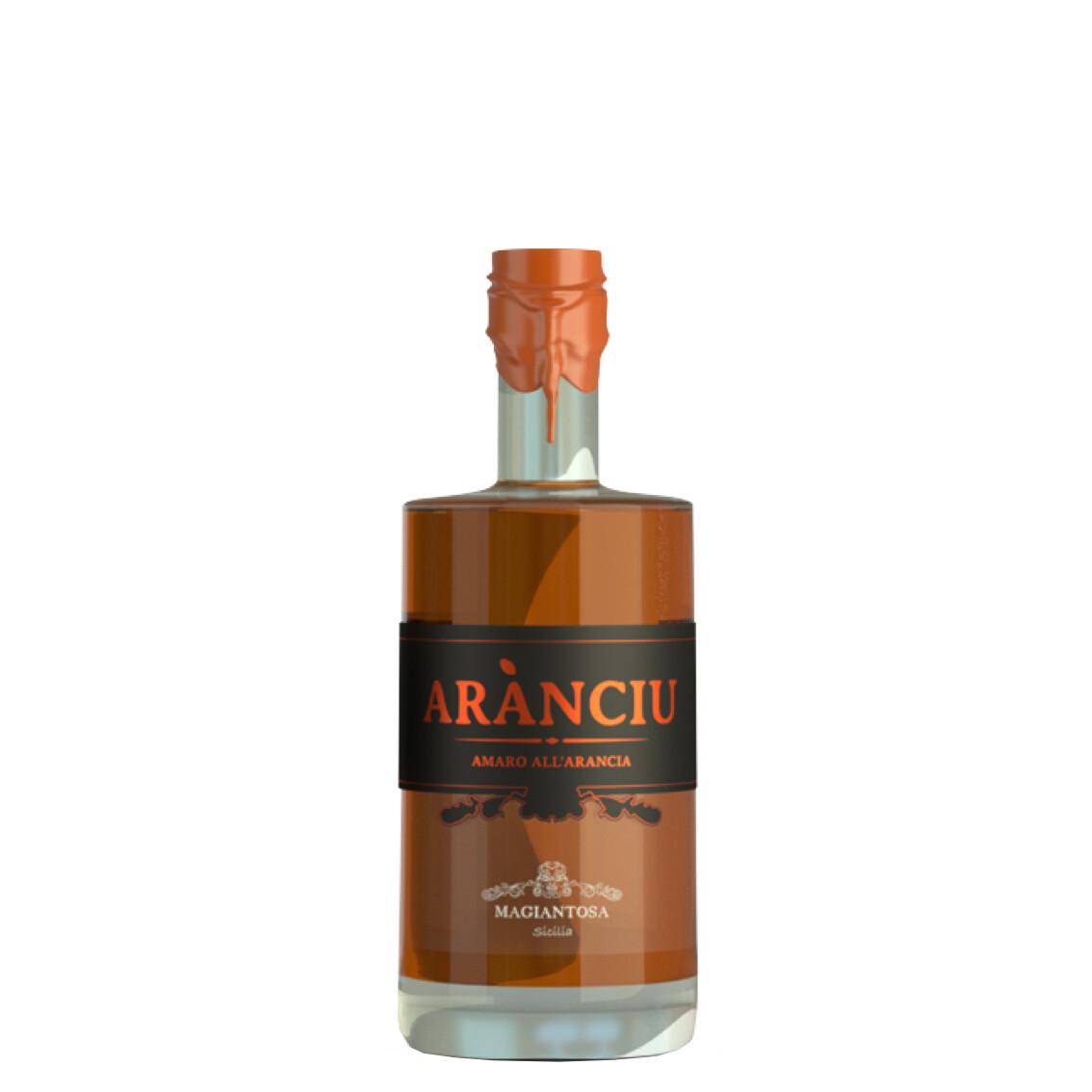 Amaro Arànciu di Magiantosa