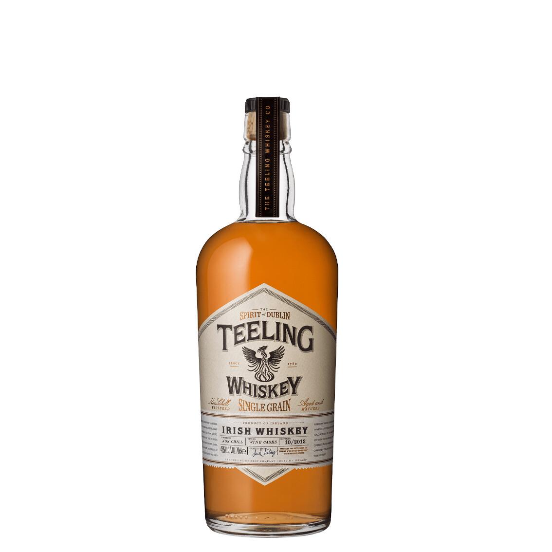 Single Grain di Teeling Whiskey