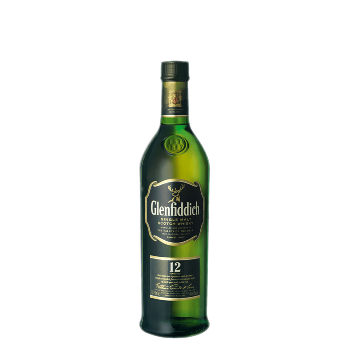 12 Years Whisky di Glenfiddich