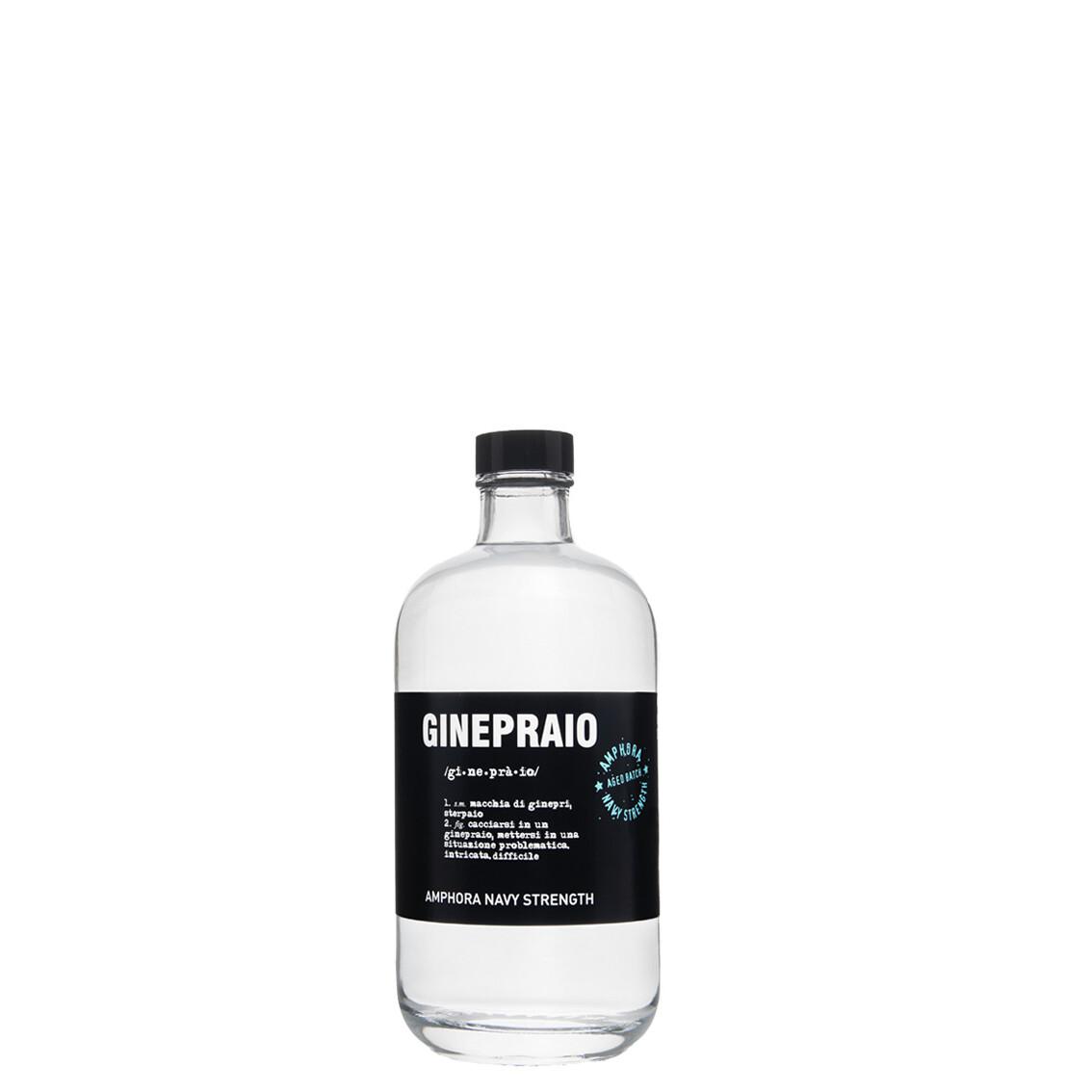 Gin Ginepraio Amphora Navy Strenght di Levante Spirits