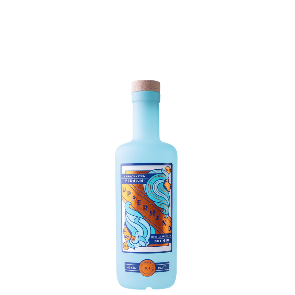 Dry Gin Upperhand di Upperhand Gin