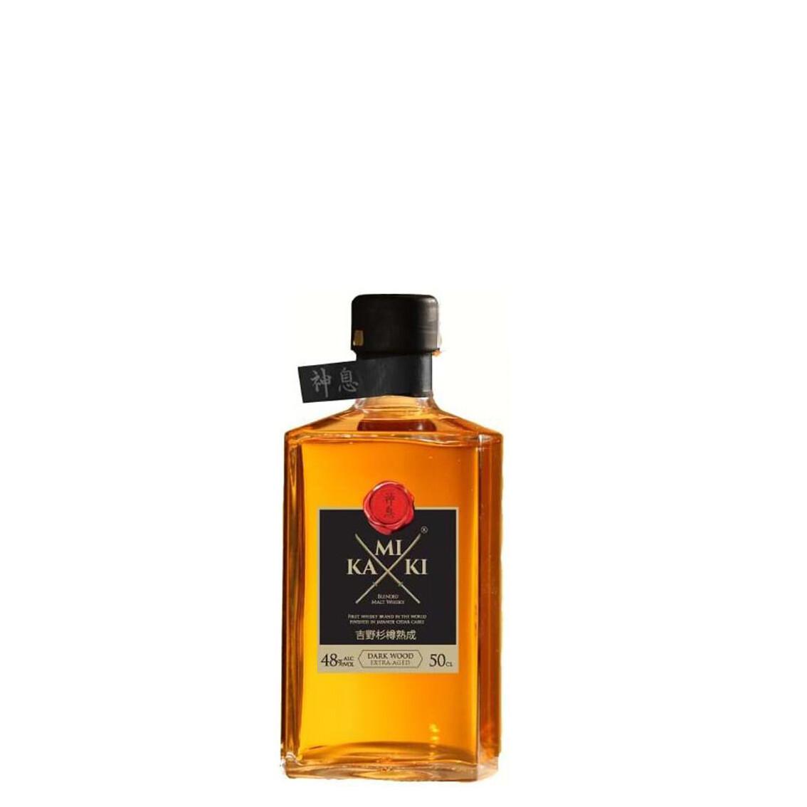 Whisky Dark Wood di Kamiki