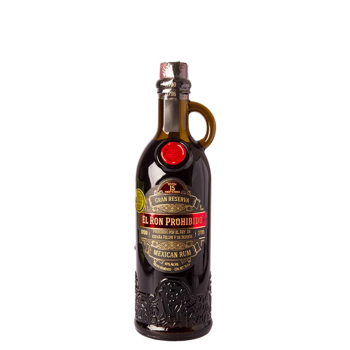 Mexican Rum 15 years di El Ron Prohibido