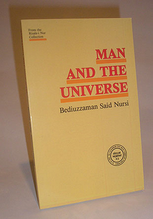 Man and the Universe - 115 pages. Paperback.