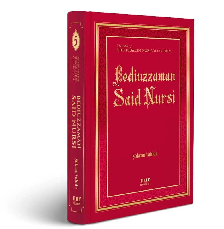 Biography of Bediuzzaman Said Nursi - 422 pages, Revised Hardcover Ed. 2019, translated by S. Vahide