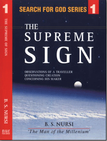 The Supreme Sign - 232 pages. Paperback.