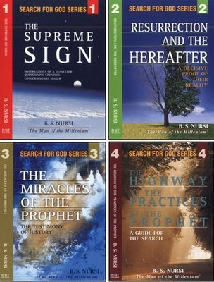 Search for God Series Books 1-4