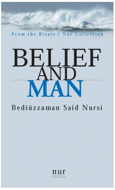 Belief and Man - 76 pages. Paperback.