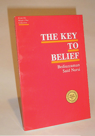 The Key to Belief - 118 pages. Paperback.