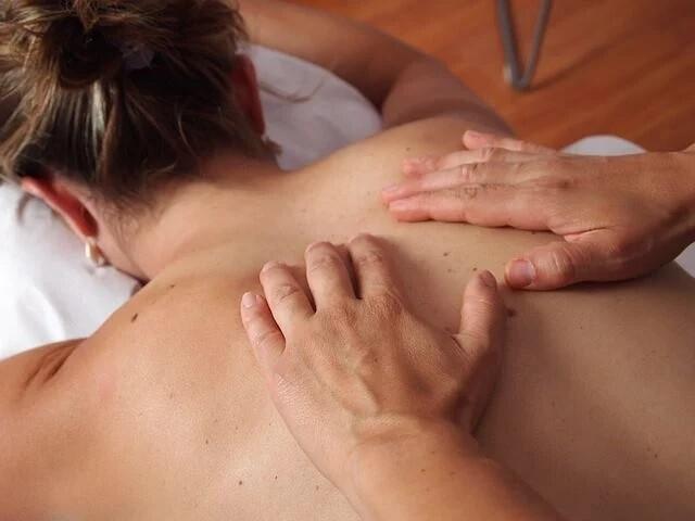 Massage du Dos 30min