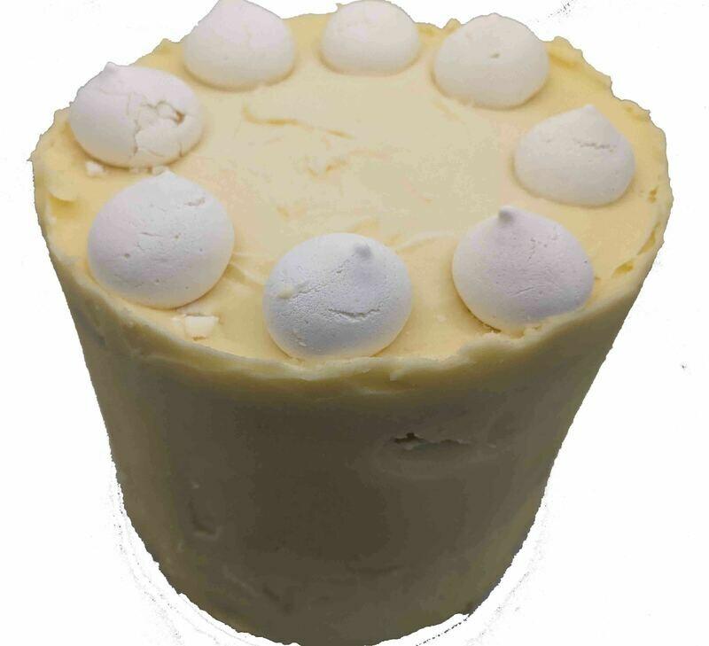Lemon Meringue Celebration Cake