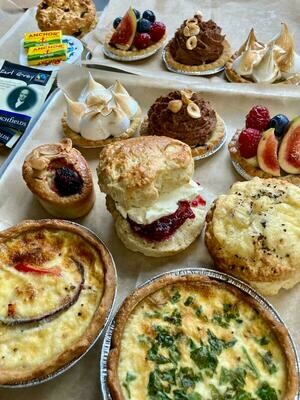 Afternoon Picnic Tea for 2 (Saturday 1st May)