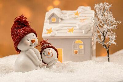 Weihnachten steht vor der Tür SCHENKE WERTVOLLE ZEIT
