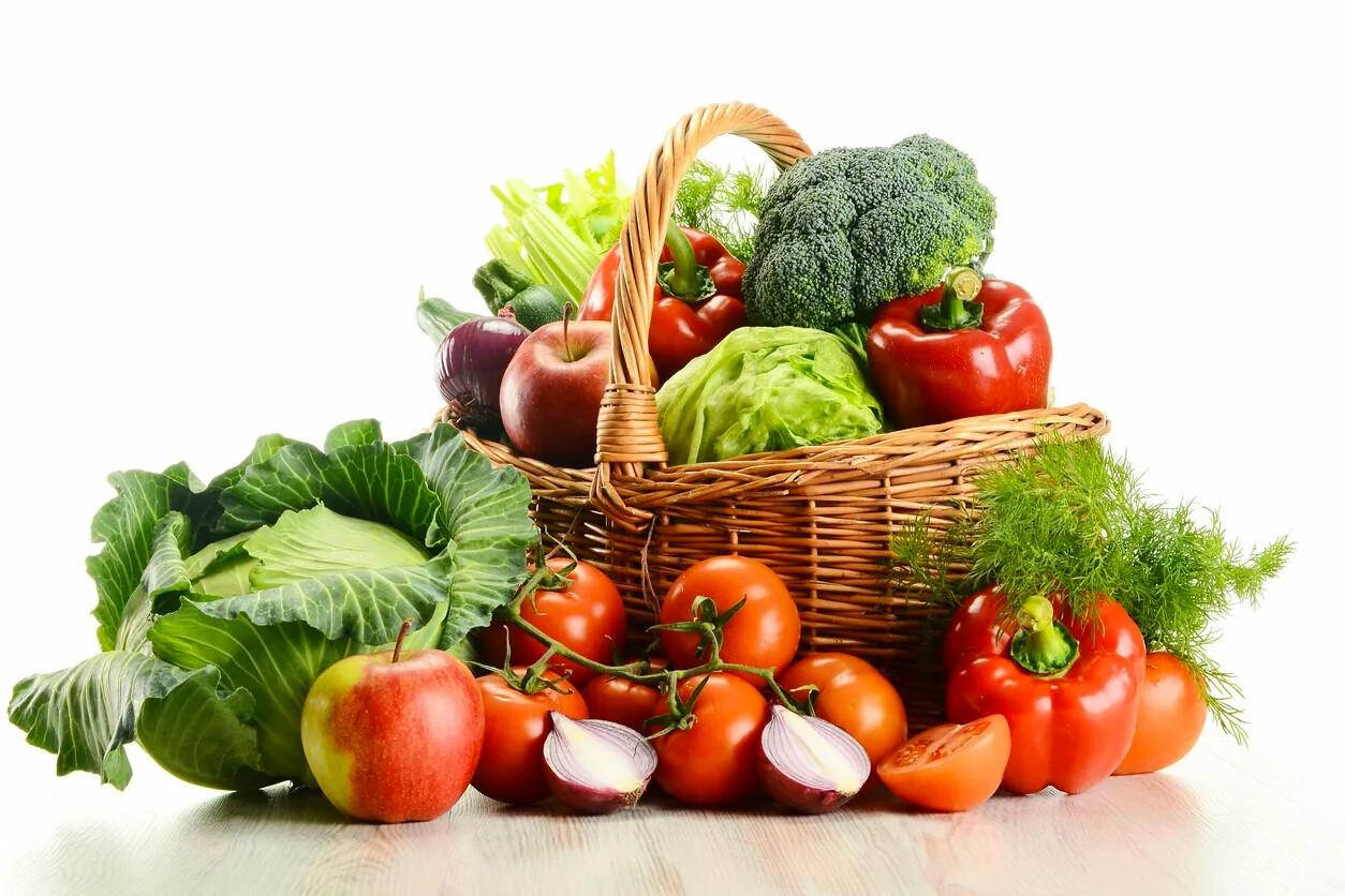 Build Your Own Vegetarian Sandwich