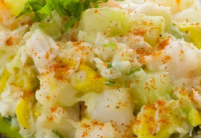 Chicken Salad/Tuna Salad Melt