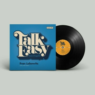 Fran Lebowitz on Vinyl