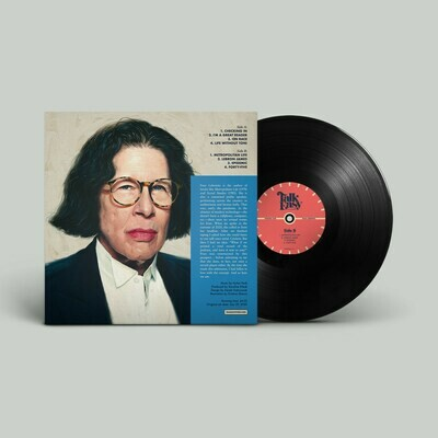 Fran Lebowitz on Vinyl