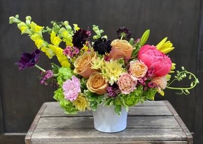 Market Arrangement - Olive's Signature Floral Design