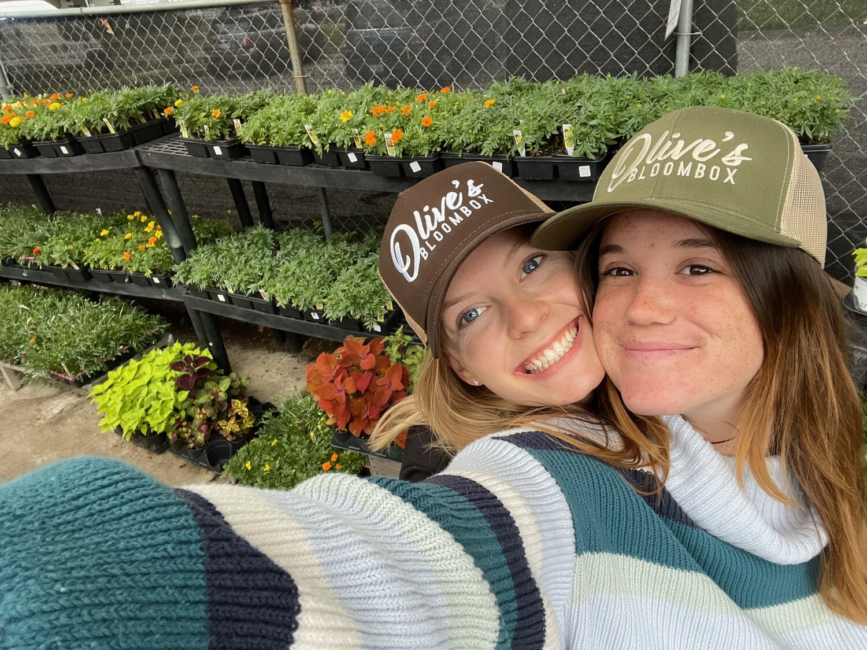 Olive's Trucker Hat!