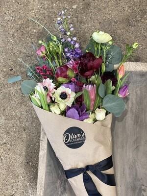 Market Bouquet - Olive's Signature Floral Design