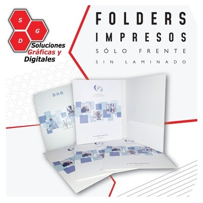 FOLDERS x 100 pz