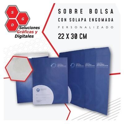 SOBRE BOLSA x 500 pz