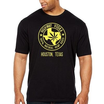Highway Logo Black T-Shirt - Men's