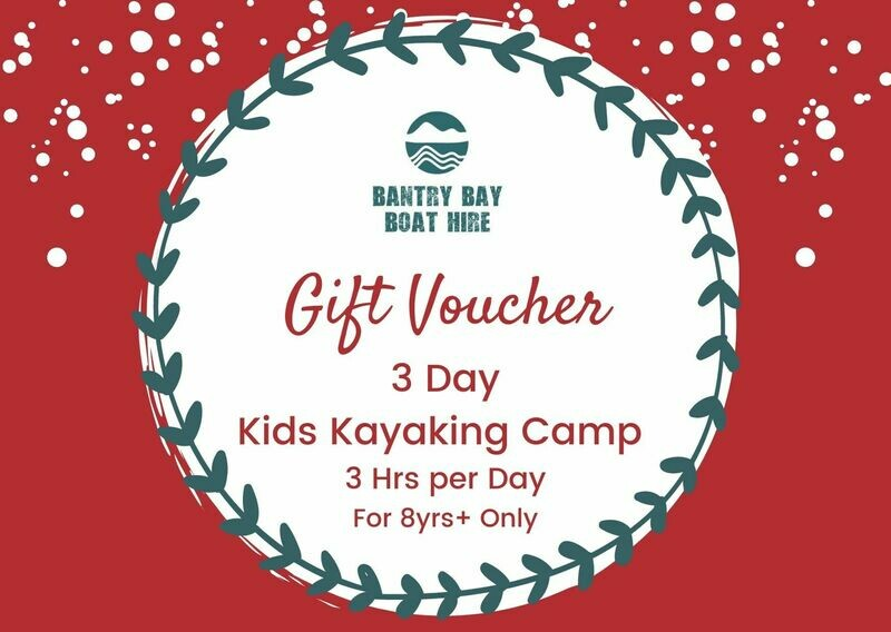 Kids Kayaking Camp Voucher