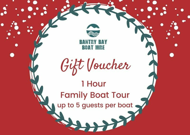 1 Hour Family Boat Tour Voucher