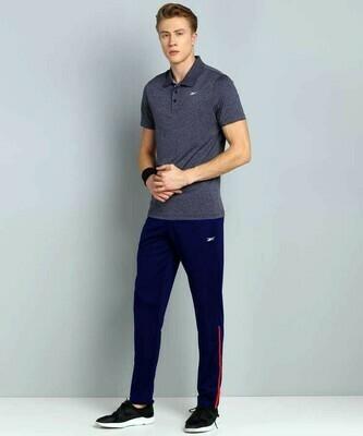 REEBOK Solid Men Blue Track Pants