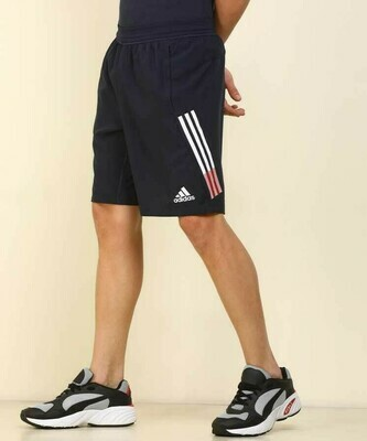 ADIDAS Solid Men Dark Blue Sports Shorts