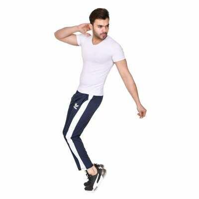 Blue Track Pants