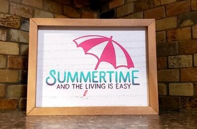 Summertime Living