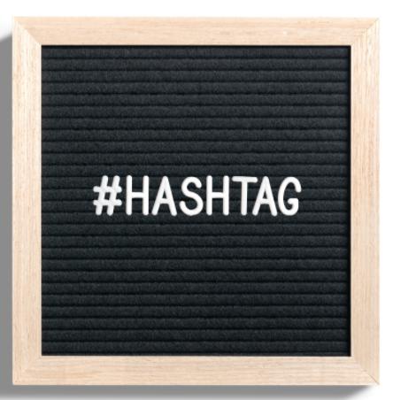 Custom Hashtag Strategy
