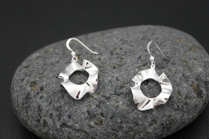 Earrings - Simply Silver