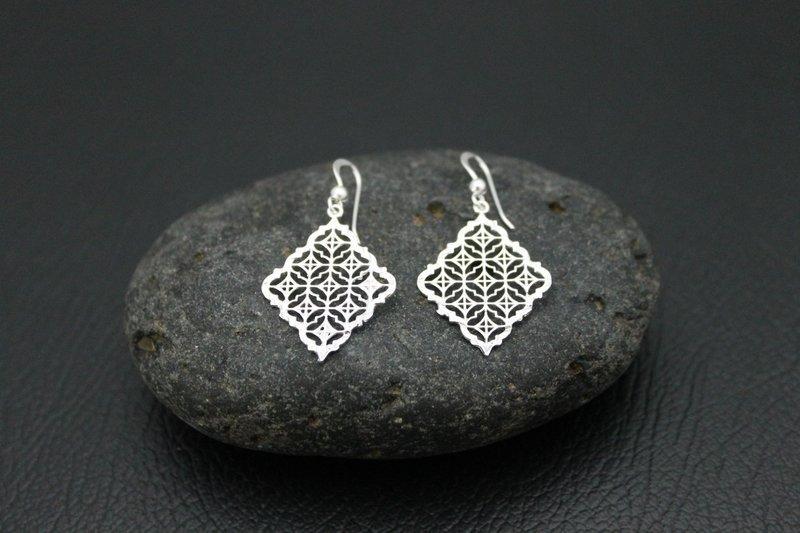 Earrings -Simply Silver