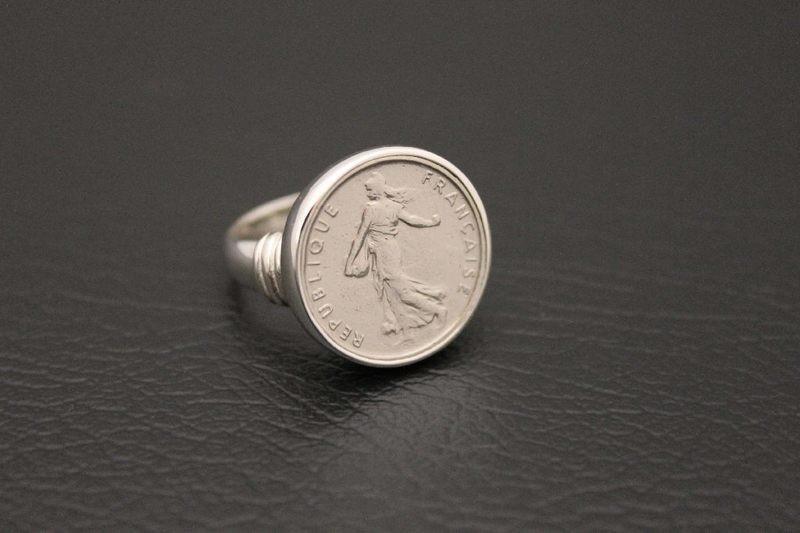 Coin Ring - Republique Francaise