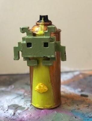 ROBOT3D (spraycan)