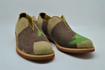 HONDURAS-scarpa artigianale in juta
