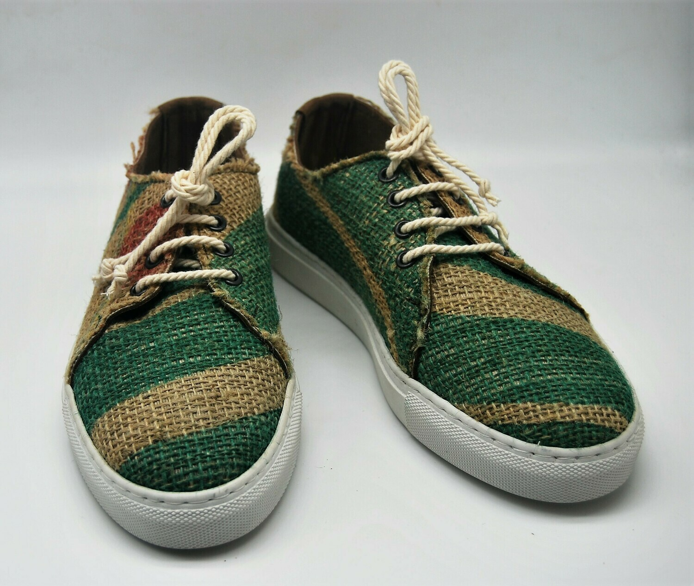 MESSICO-scarpa artigianale in juta