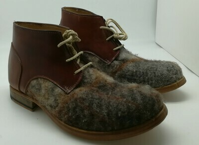 PITIGLIANO-scarpa artigianale Unisex in pelle
