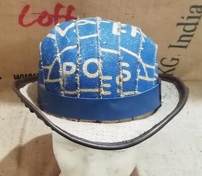 BOMBETTA-Cappello artigianale in juta