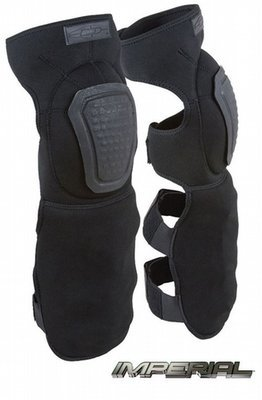 Neoprene Knee/Shin Guards w/ Non-Slip Knee Caps
