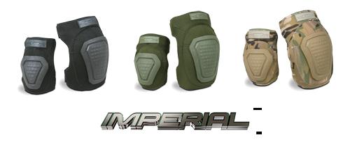 Imperial™ Neoprene Knee & Elbow Pads w/ reinforced caps
