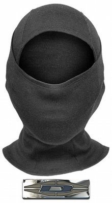 Heavyweight Hood with NO middle seam & Drop-face chin
