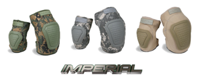 Imperial™ Neoprene Knee & Elbow Pads w/ reinforced caps