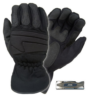 PRO-X™ Heavy-duty Extrication gloves (Black)
